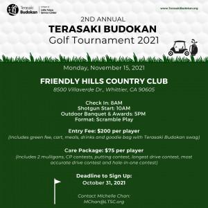 Terasaki Budokan Golf Flyer