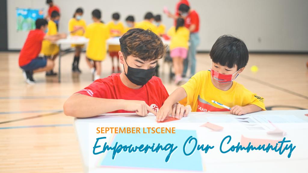 Title: September LTSCene: Empowering our community
